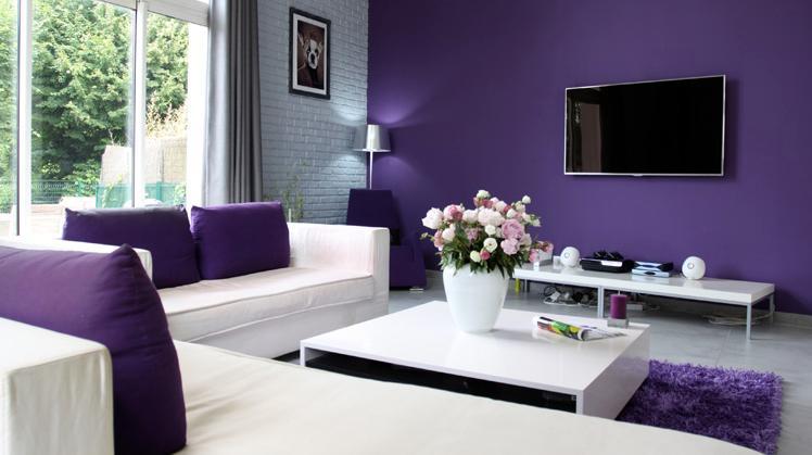 El color de pintura ideal para la sala