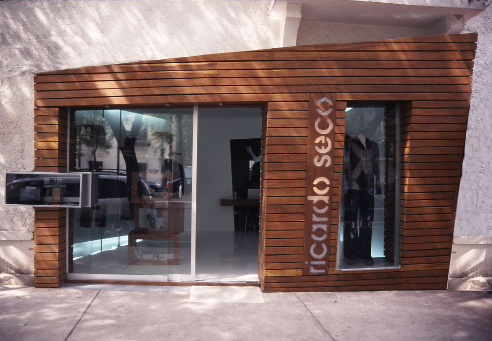 Ricardo Seco Boutique / Refresh