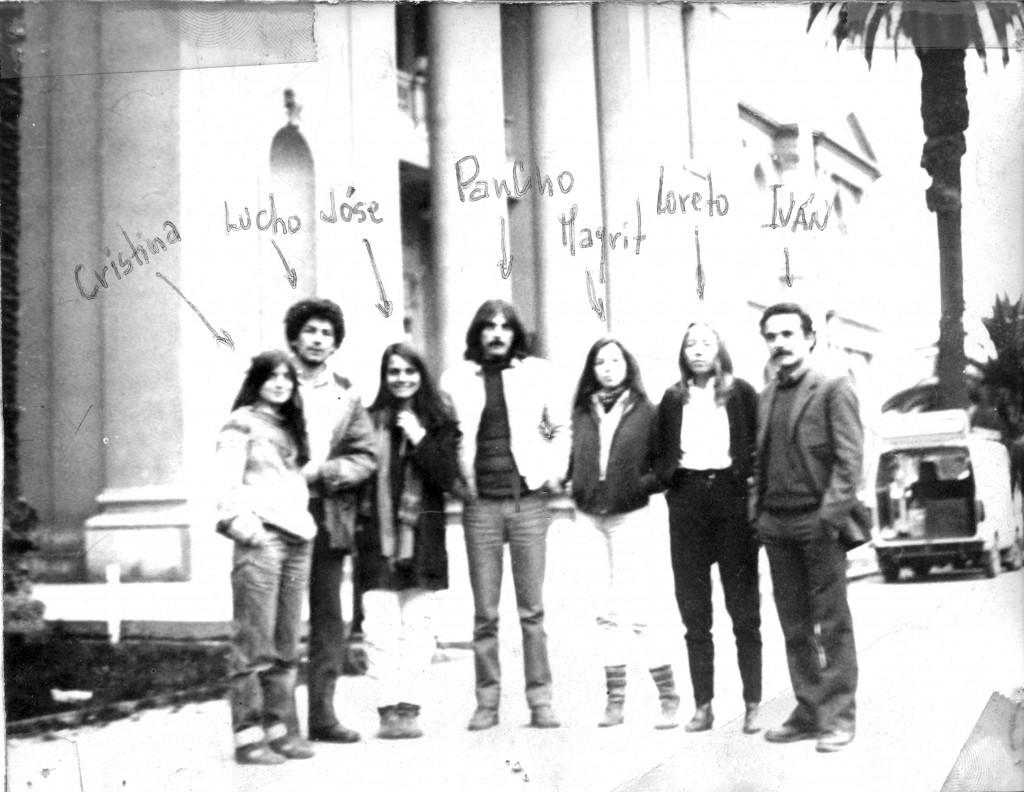 Equipo de I Jornadas 1983
