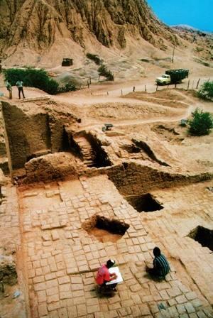Proyecto Arqueológico Sipán – Arquitectura