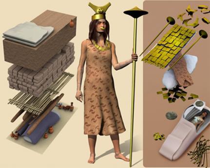 Arqueólogos de la Universidad de Harvard harán pruebas de ADN a la Señora de Cao