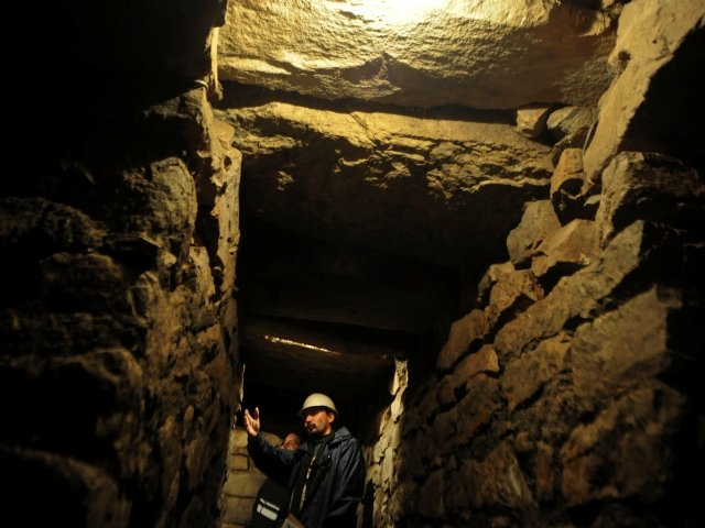 Chavín de Huántar: la ciudad subterránea