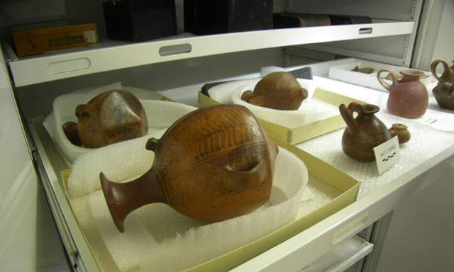 Universidad de Yale devolverá últimas piezas de Machu Picchu en diciembre 2012