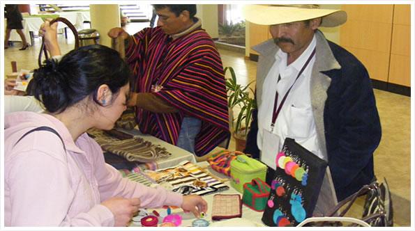 Construirán centro artesanal para la recuperación del arte muchik en Mórrope