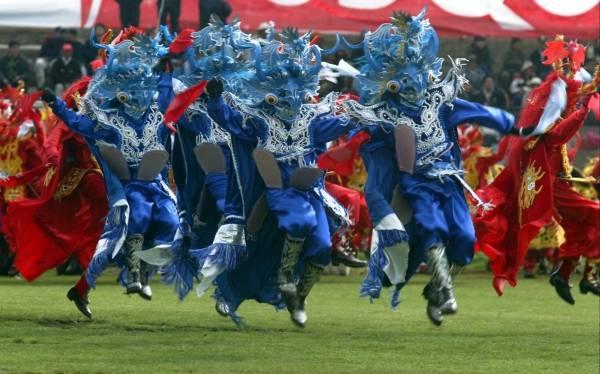 Fiesta de la Candelaria, Puno