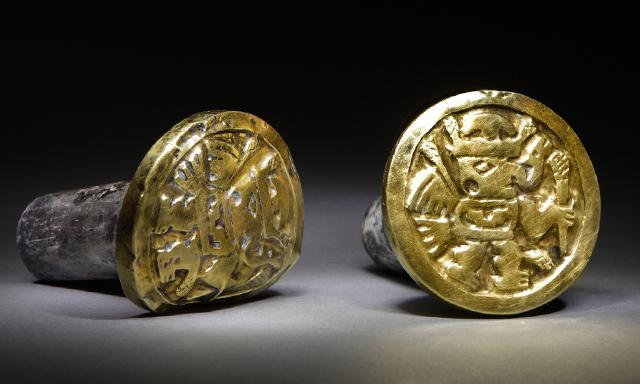 Histórico descubrimiento arqueológico de cultura Wari en Huarmey