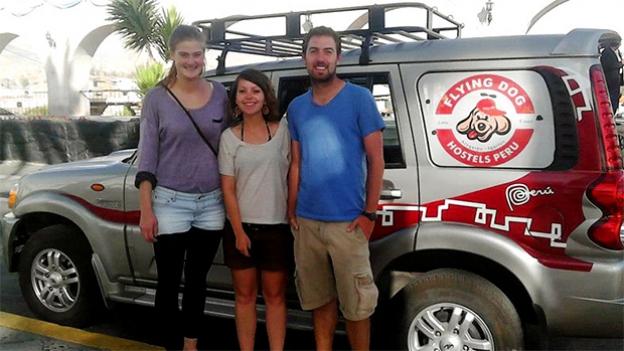 Cadena hotelera de backpackers Flyin Dog Hostels abrirá en Tumbes