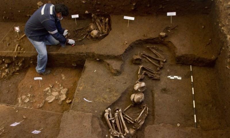 Hallan restos de cultura preinca Marcavalle en Cusco de hace 3 mil años