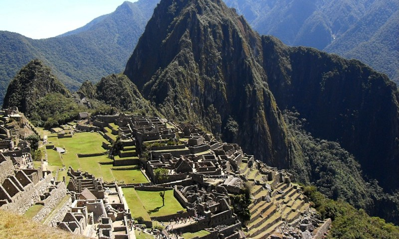 Machu Picchu: Incas watched the heavens at mountaintop observatories