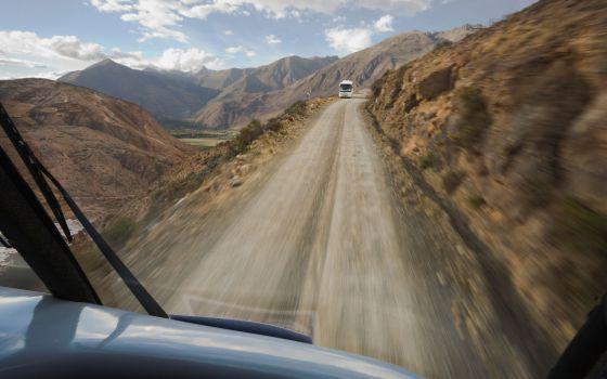 De Lima a Cuzco, en bus