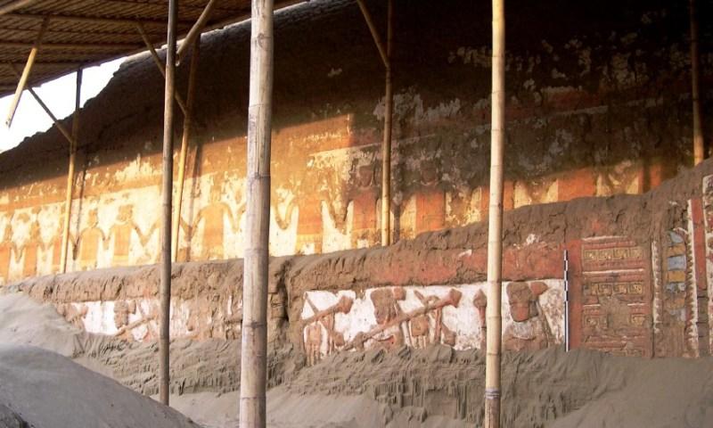 Desarrollo cultural de los Mochica