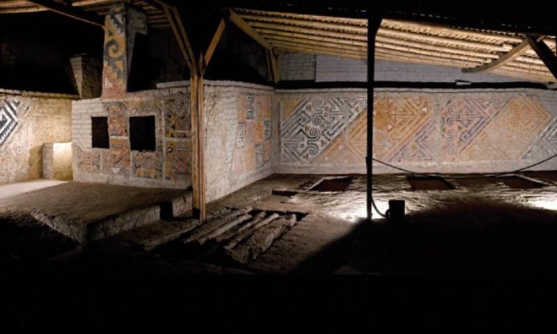 Complejo Arqueológico El Brujo: Museo de Cao, Señora de Cao. Modelo de gestión