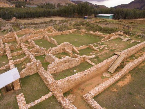 Wiracochapampa: realizaran trabajos de conservación en complejo arqueológico