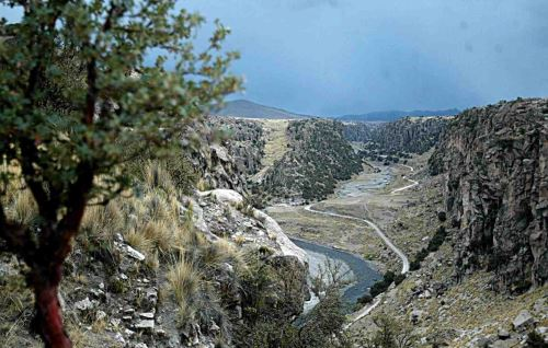 Tres Cañones: Área de Conservación