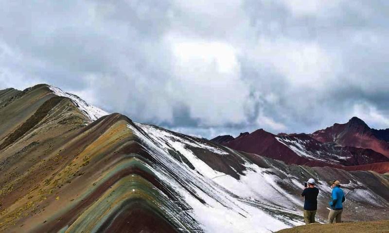Winicunca: montaña de colores