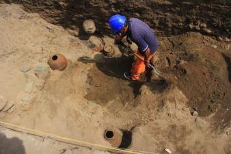Hallan 47 entierros de más de 2,500 años en Huanchaco, Trujillo, La Libertad