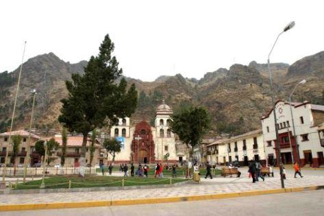 Los atractivos turísticos de Huancavelica