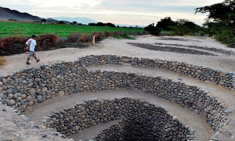 Líneas de Nasca habrían servido para localizar agua subterránea