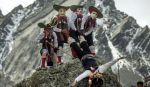 El peregrinaje a Qoyllur Rit'i en los Andes cusqueños en Peru, en busca de la Estrella de la Nieve