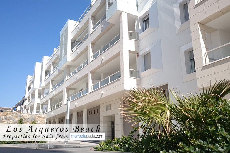 arqueros beach apartments for sale san pedro de alcantara