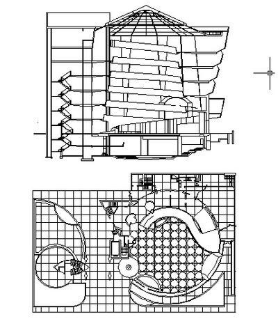 Descargar gratis Famosas Obras arquitectura en Autocad y