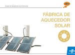 SEBRAE - Fabrica de Aquecedor Solar