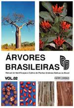 Árvores Brasileiras – Volume 2