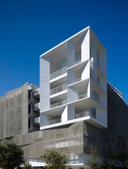 Mission Bay Block 27 Parking Structure - WRNS Studio