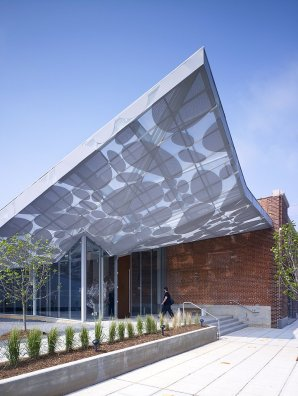 Contemporary Art Museum - Brooks + Scarpa and Clearscapes