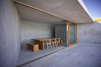 Wiroa Station Wine Cellar - MAP Architects