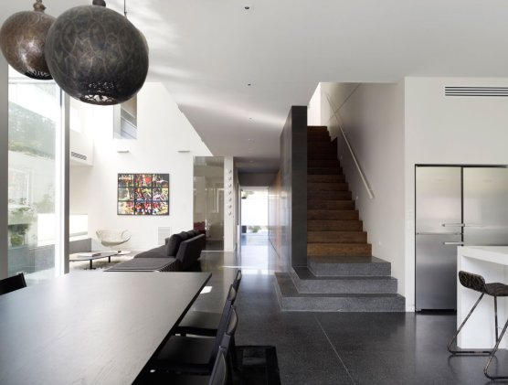 Robinson Road House - Steve Domoney Architecture