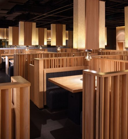 Matsumoto Restaurant - Golucci International Design