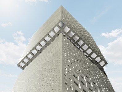 Essence Financial Building - OMA