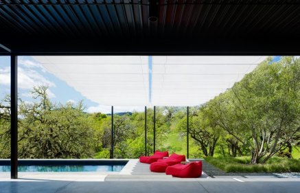 Long Valley Ranch House - Marmol Radziner