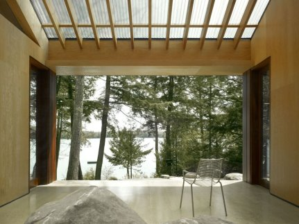 Clear Lake Cottage - MacLennan Jaunkalns Miller Architects