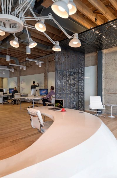 Giant Pixel Headquarters - Studio O+A