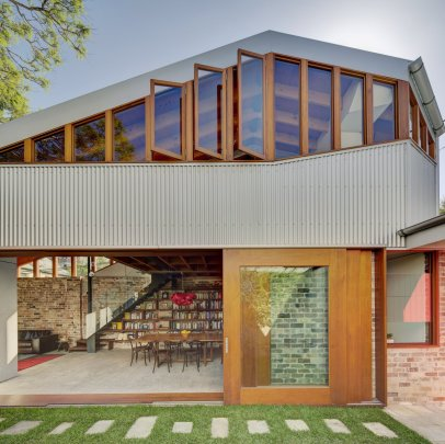 Cowshed House - Carterwilliamson Architects