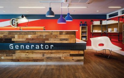 Generator Hostel Copenhagen - The Design Agency