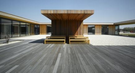 Binder Woodcenter Executive Pavilion - Matteo Thun & Partners