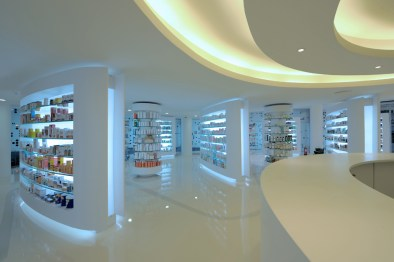 Placebo Pharmacy - klab Architecture