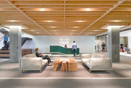 Cisco Office - Studio O+A