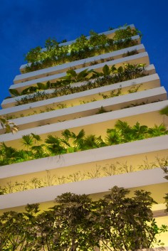 Stacking Green - Vo Trong Nghia Architects