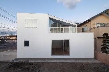 House in Utsunomiya2 - Soeda and associates Architects