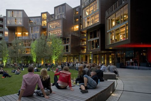 Tietgen Dormitory - Lundgaard & Tranberg Architects