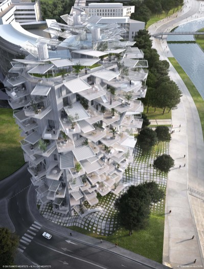Architectural Folie of the 21st century