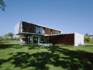 LK House - Dietrich Untertrifaller Architects