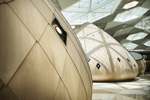 Heydar Aliyev International Airport Terminal - Autoban