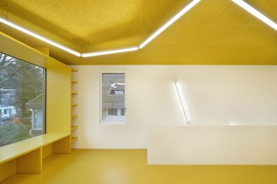 New Weiach Kindergarten - L3P Architekten