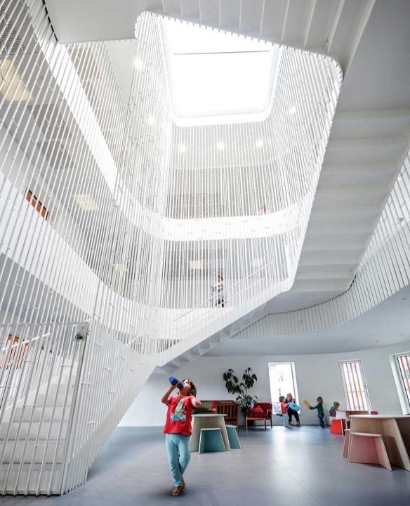 Forfatterhuset Kindergarten - COBE