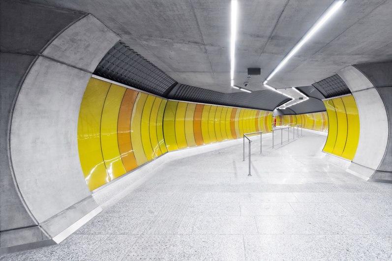 Kálvin tér Station - PALATIUM Studio